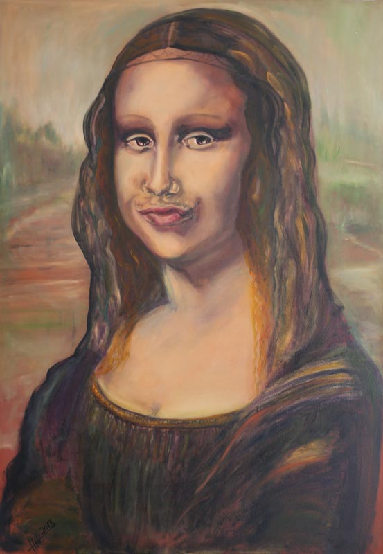 Mona Lisa - Large